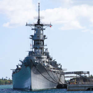 Pearl Harbor + Battleship Missouri Tour