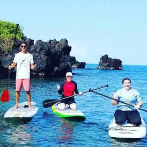 SUP Rental & Lessons at Captain Cook Monument