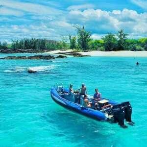 Kona Speedboat Captain Cook Snorkel