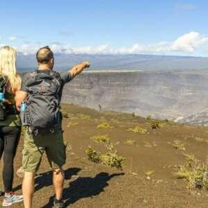 Luxury Volcano National Park Tour