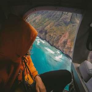 Helicopter, Zipline, & Volcano Package