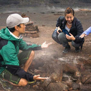 Hilo Evening Volcano Guided Tour