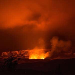 Kona Evening Volcano Guided Tour