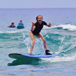 Kona Private and Group Surf Lessons