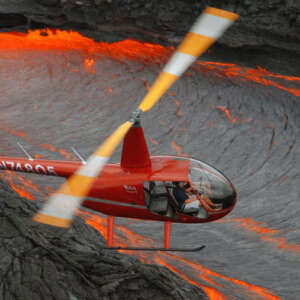Big Island Private VIP Helicopter Tour