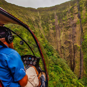 Big Island Private Waterfall Helicopter Tour