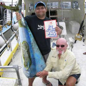 Shared Kona Deep Sea Fishing Charter