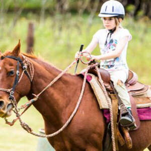 Pony Ride for Kids