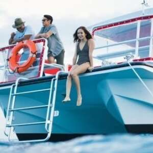 Afternoon Glass Bottom Boat Ride