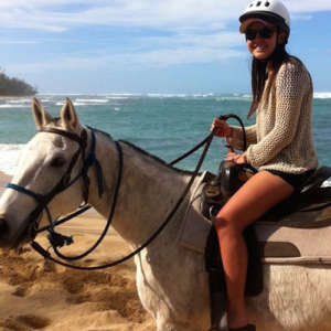 Beach Horseback Ride Tour
