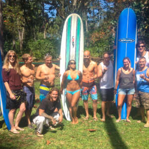 North Shore Surf Camp