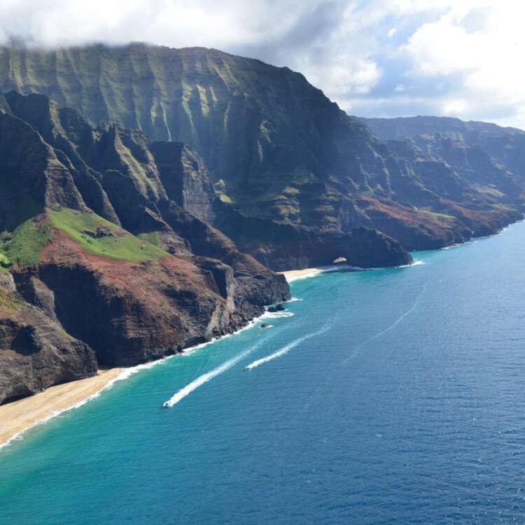 Kauai home background