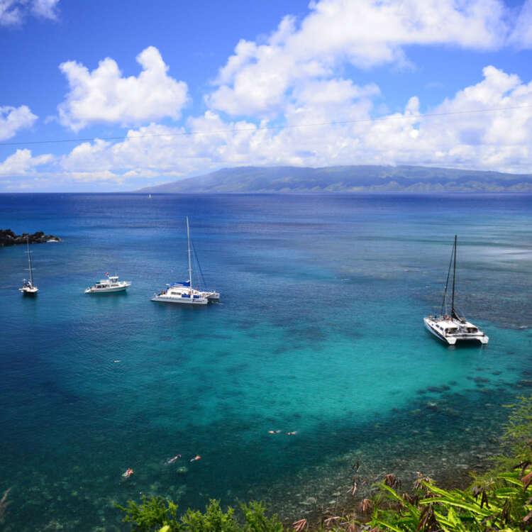 Maui home background