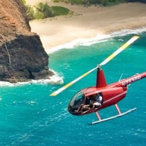 Private Helicopter Tour over Kauai