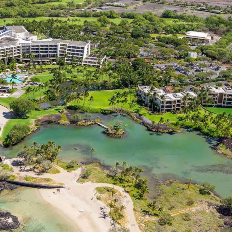 Big island mauna lani terrace hawaii