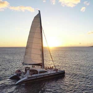 Ko'Olina Catamaran Sunset Sail