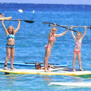 Stand Up Paddle Lessons Kaanapali