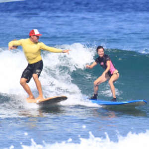 Surf Lessons in Kaanapali