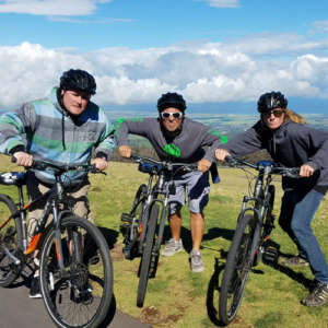 Haleakala Downhill Bike Tour