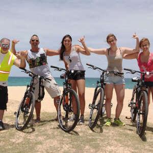 Haleakala Cross Country Bike Tour