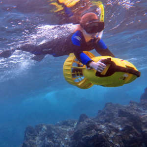 Wailea Scooter Snorkel Tour