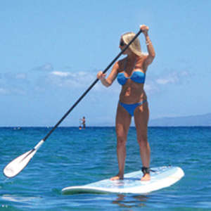 Wailea Stand Up Paddle Boarding Tour