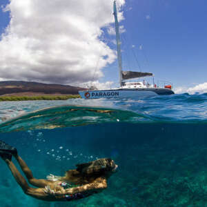West Maui Snorkeling Catamaran Tour
