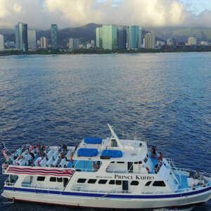 Casual Waikiki Sunset Dinner Cruise