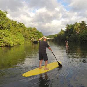 Haleiwa Paddle Boarding Lesson