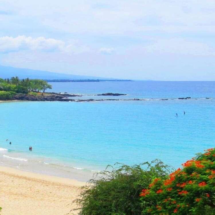 Slideshow mauna kea beach