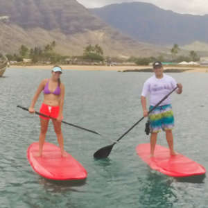 Honolulu Stand Up Paddle Tours
