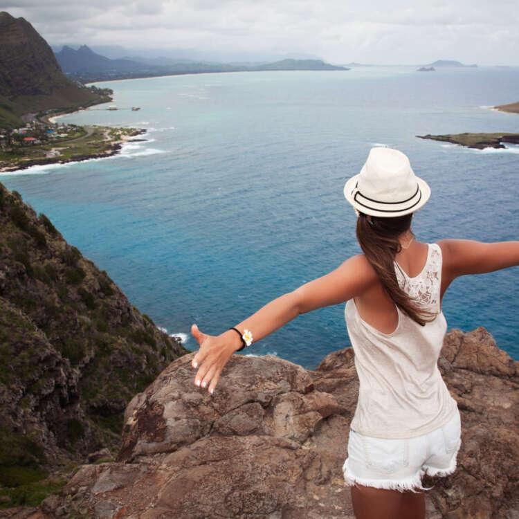 Oahu Hawaii Hiking